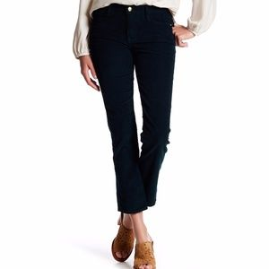 NWT Frame Denim Le High Straight Cropped Jean